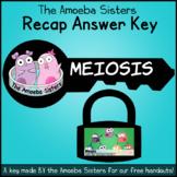 Meiosis Recap Answer Key by The Amoeba Sisters (Amoeba Sis