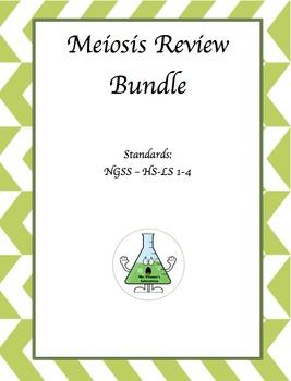 Meiosis Review Bundle
