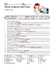 Meiosis Word Search and Vocabulary Word Puzzle Worksheets
