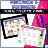 Meiosis and Mitosis Digital Distance Learning Activity