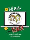 Mel and Gerdy's Meet and Teach eBook Freebie!