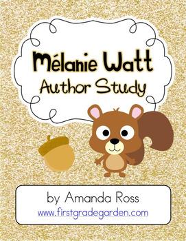 Melanie Watt Author Study