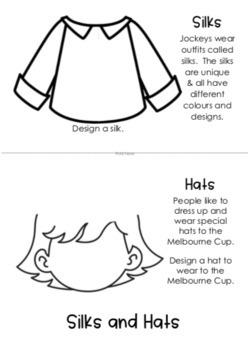 Melbourne Cup Flip Book Free