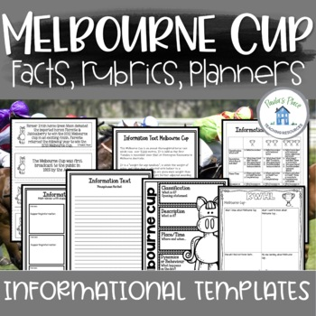 Melbourne Cup - Information Text
