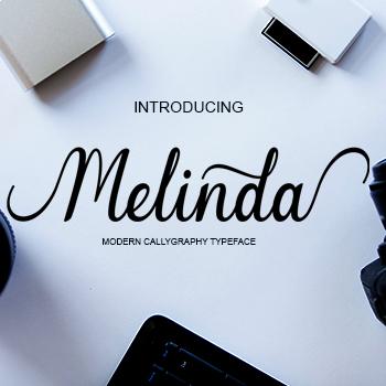 Melinda Font Script