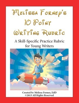 10 Point Writing Rubric 3 - 12