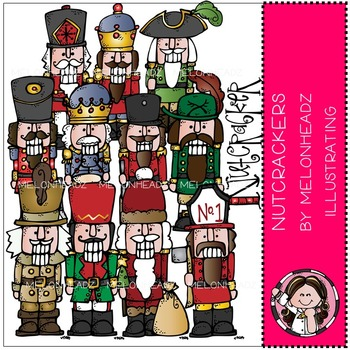 Melissa's Nutcrackers by Melonheadz COMBO PACK