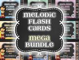 Melodic Flashcards MEGA Bundle