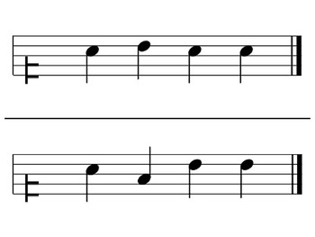 Melodic PNG Files Set 2 (M-S-L)