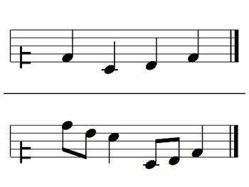 Melodic PNG Files Set 6 (S,-L,-D-R-M-S-L-D')