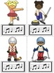 Melodic Winter Games for the Music Room: ti