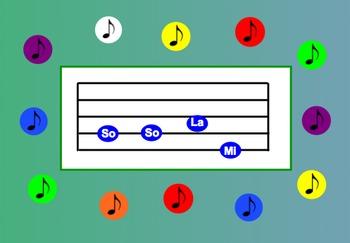 Melodic identification
