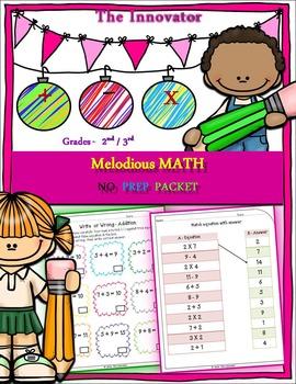 Melodious Math – No Prep Pack