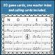 Melody Bingo Game ~ Sol Mi La Music Game {with Rhythm}