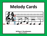 Melody Cards
