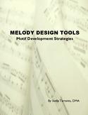 Melody Design Tools