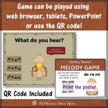 Melody Do Re Mi (Mi Re Do) - Turkey Dance Interactive Music Game
