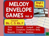 Melody Envelope Music Game Volume A