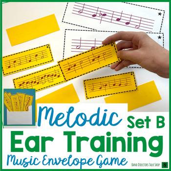 Melody Envelope- Band Game Volume B