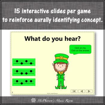 Melody Games Dancing Leprechaun Interactive Music Games {Bundle}