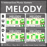 St. Patrick's Day Music: Melody Games Interactive Music Games Dancing Leprechaun