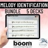 Melody Identification & Ear Training Boom Card BUNDLE (Hol