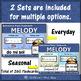 Melody Interactive Flash Cards {Do Mi Sol - Sol Mi Do}