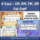 Melody Flashcards {Do Re Mi Sol La} Interactive Melody Flash Cards