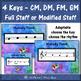 Melody Interactive Flash Cards {Mi Re Do - Do Re Mi}