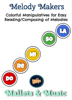 Melody Makers: Colorful Solfege for Reading & Composing