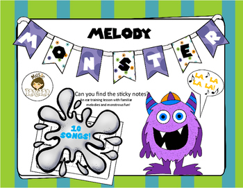 Melody Monster