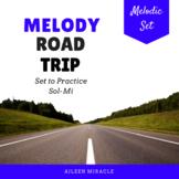 Melody Road Trip {Sol-Mi}