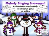 Melody Singing Snowmen do Edition