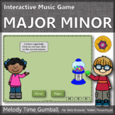 Melody Major Minor ~ Music Opposite Interactive Music Game {gumball}