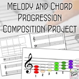 Melody and Chord Progression Music Composition Project