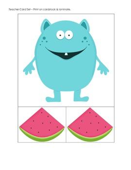 Melon Monster: A Number Bond Game