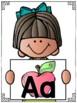 Melonheadz Alphabet Posters