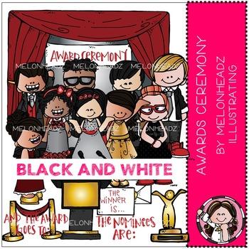 Melonheadz: Awards Ceremony BLACK AND WHITE