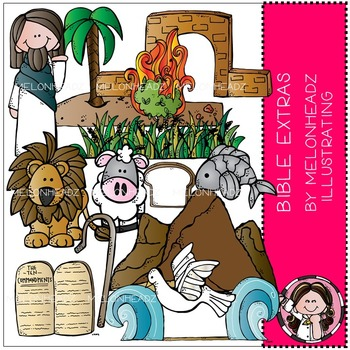 Melonheadz: Bible Extras