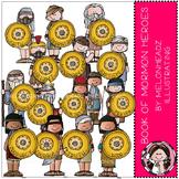 Book of Mormon prophets clip art - LDS - COMBO PACK - by Melonheadz