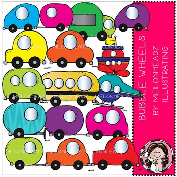 Melonheadz: Bubble Wheels