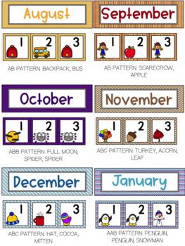 Melonheadz Calendar Time