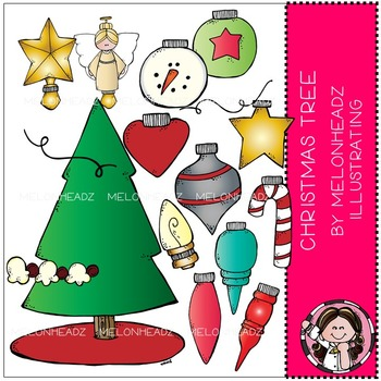 Melonheadz: Christmas Tree