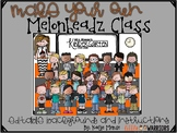 Melonheadz Class Templates Keepsake
