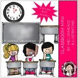 Classroom clip art - Mini - by Melonheadz