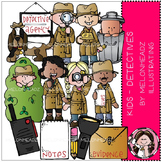 Detective clip art - Kids - by Melonheadz