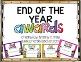 Melonheadz Editable End of The Year Awards