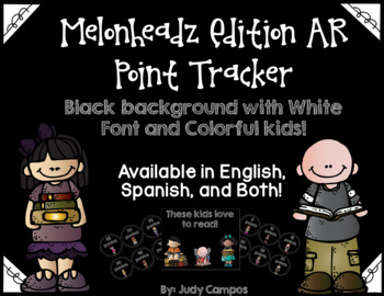Melonheadz Edition AR Point Tracker