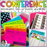Parent Teacher Conference Reminder {Kidlettes Edition}