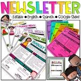 Newsletter Templates - Editable {Kidlettes Edition}